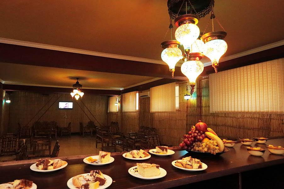 Dunya Café at Daryavillage Hotel