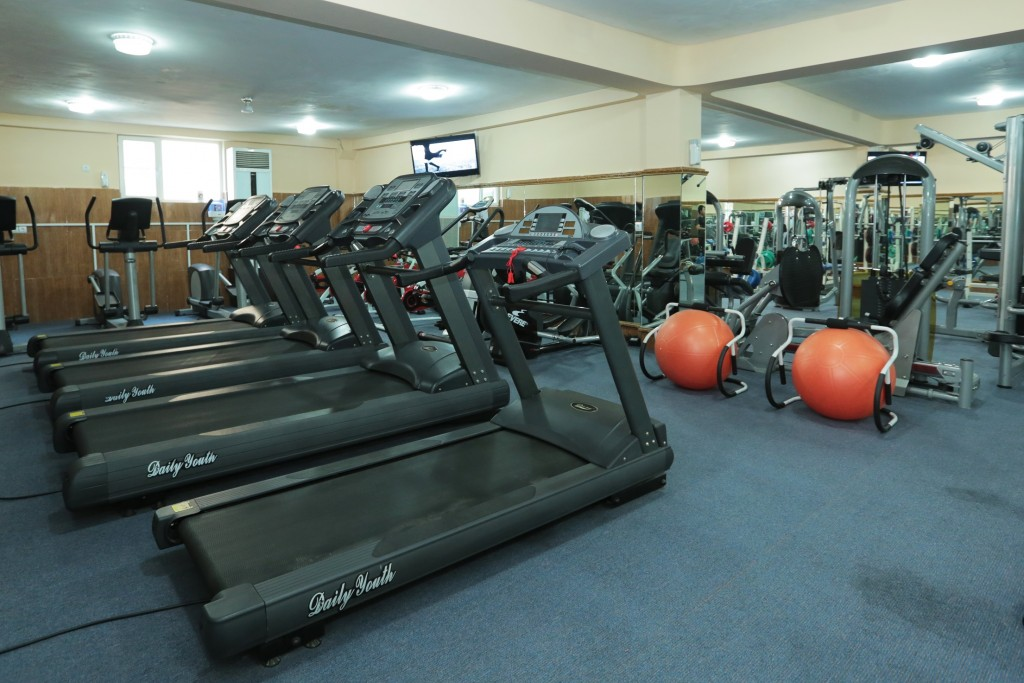 Cardio Facility at Darya Village
