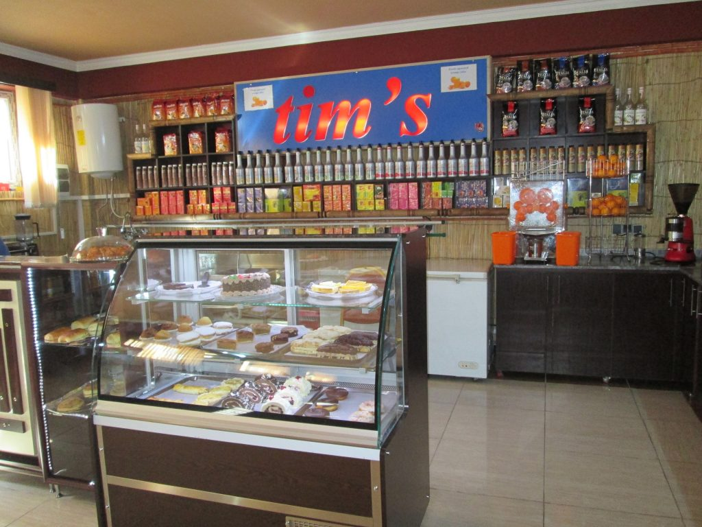 Cafe-Tim's French Bakery