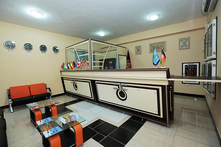 Government Relations Office for Visa Processing at Darya Village