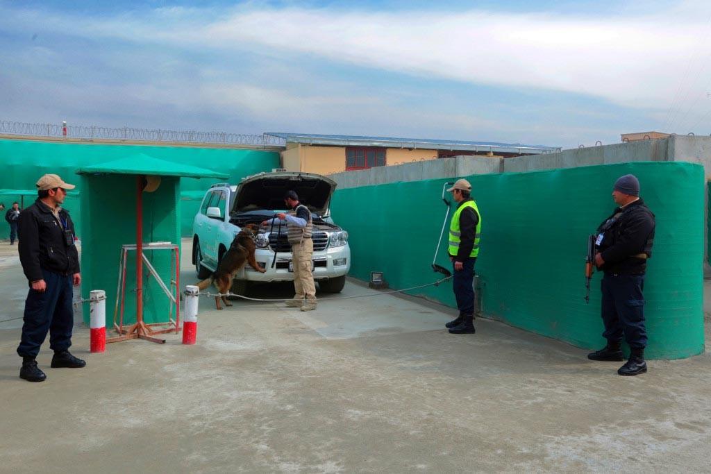 Saladin Security Afghanistan Ltd  for Darya Village
