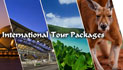 International Travel & Tours Packages