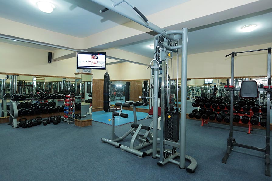 Marital Arts & Gym Facility at Darya village