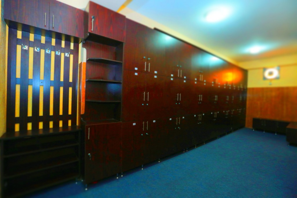 Lockers Room at Darya Village