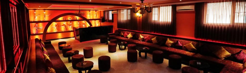 Relaxing Shisha Lounge