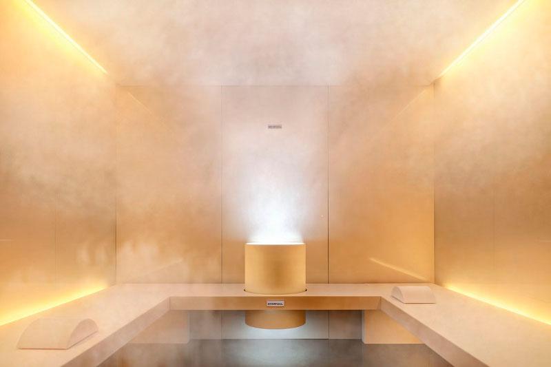 Steam Bath Room at Darya Village