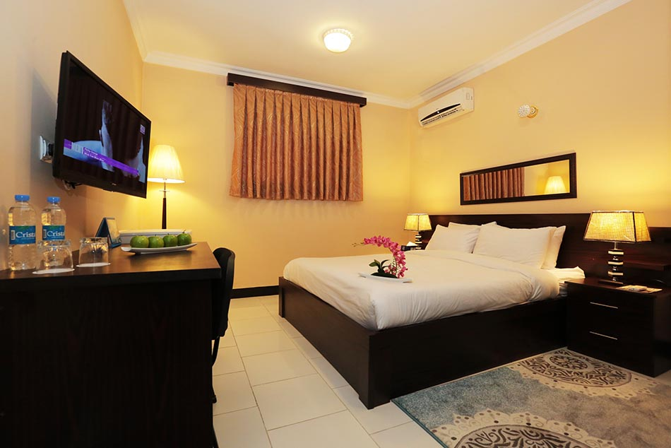 Classic Rooms Facility at Daryavillage Hotel and Business Park